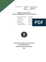 Laporan Tsf Mie Fortifikasi Fe Zn B1 B2 B9