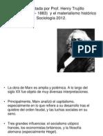 Clase Sobre Karl Marx