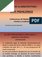ARTE PREHELÉNICO