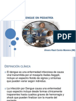 Dengue en pediatría