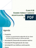 Clase18 Excel 2010
