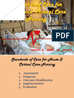 2.9. Critical Care Nursing
