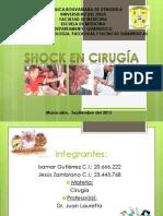 Shock en Cirugia Casi Listo