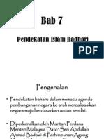 HUBUNGAN ETNIK Bab 7