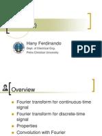 6 Fourier