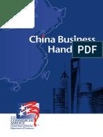 China Business Handbook 2013