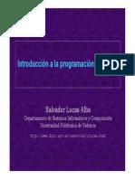 Introduccion a La Programacion Funcional
