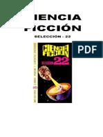 Bruguera Seleccion Ciencia Ficcion 22
