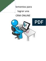 Capitulo 3 Elementos CRM Online