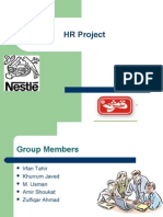 HR Project Presentation