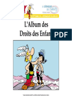 Asterix Et Les Droits Des Enfants