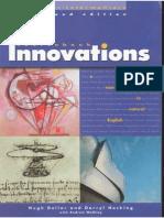 Limba engleza clasa XI Innovations Coursebook Upper-Intermediate