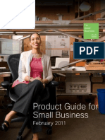 Cisco Small Business Product Guide 2011 Edition