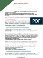 1 - Séance 1  Sociologie de l'institution policière