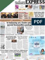 Indian Express 05 October 2013