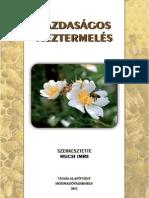 Gazdaságos Méhészkedés_2012, szerk. Mucsi Imre