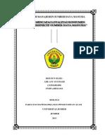 91959284 Seminar MSDM Makalah