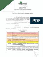 Portaria_0992-2012_estabelece_calendário_acadêmico_2013