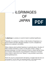 Pilgrimages of Japan