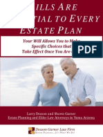 Wills Are Essential to Every Estate Plan