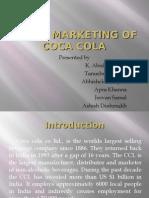 Rural Marketing of Coca Cola