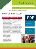 Summer Newsletter Final