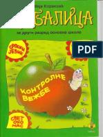 Pcelica 2 - Vezbalica za drugi razred osnovne skole - srpski.pdf