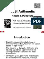 VLSI Arith Addition