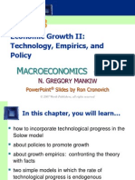 Macroeconomics - Mankew - Chapter 8 - Economic Growth (2)