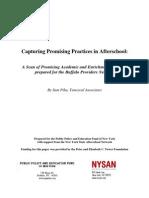 Capturing Promising Practices in Afterschool