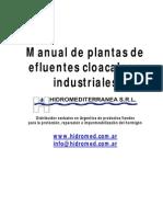 Manual Cloacas