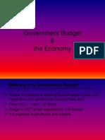 Budget & Economy