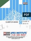 Mathematics Question Bank class IX for Summative Assessment-II