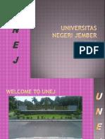 Jember University 2