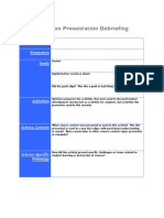 Science_Presentation Debriefing Forms Complete