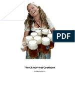 The Oktoberfest Cookbook