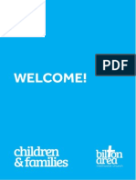 Welcome Pack - Children & Families