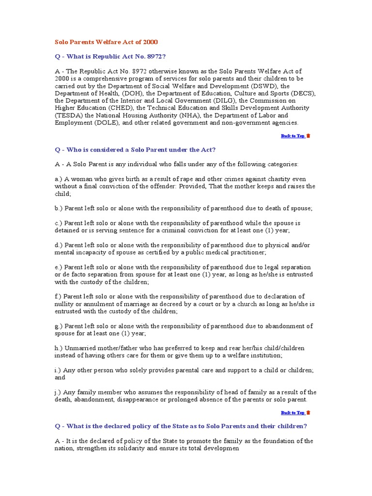 Affidavit solo parent relationships parenting parenting yadclub Images