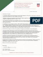 American GI Forum (AGIF) endorsement of Borinqueneers Congressional Gold Medal Act