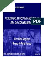 Fincorp Trab Avaliando Ativos Intangiveis