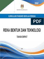 DSK Reka Bentuk Dan Teknologi Thn 4