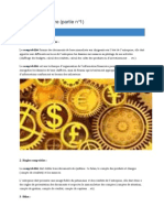Analyse Financiére