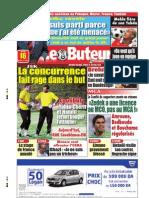 LE BUTEUR PDF du 16/07/2009
