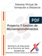 Gestion de Microemp Tema 1