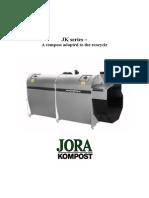 joraform jk series operating principles