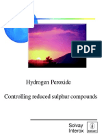 Contolling Reduced Suphur Species H2O2 Solvay