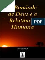 A BONDADE DE DEUS E A RELUTÂNCIA HUMANA - SHERMAN ISBELL