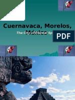 Cuernavaca Presentation Ozzy