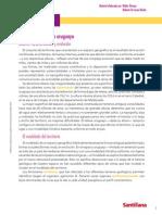 Relieve Del Territorio Uruguayo Caracterizacion y Evolucion