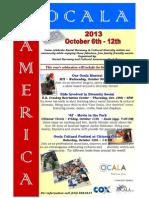 OneOcala OneAmerica Flyer